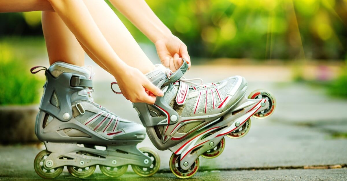 is rollerblading a good workout